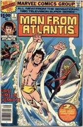 Patrick Duffy Man From Atlantis