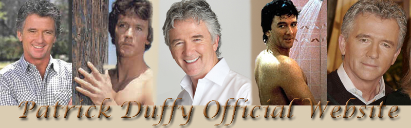 Patrick Duffy Official Website